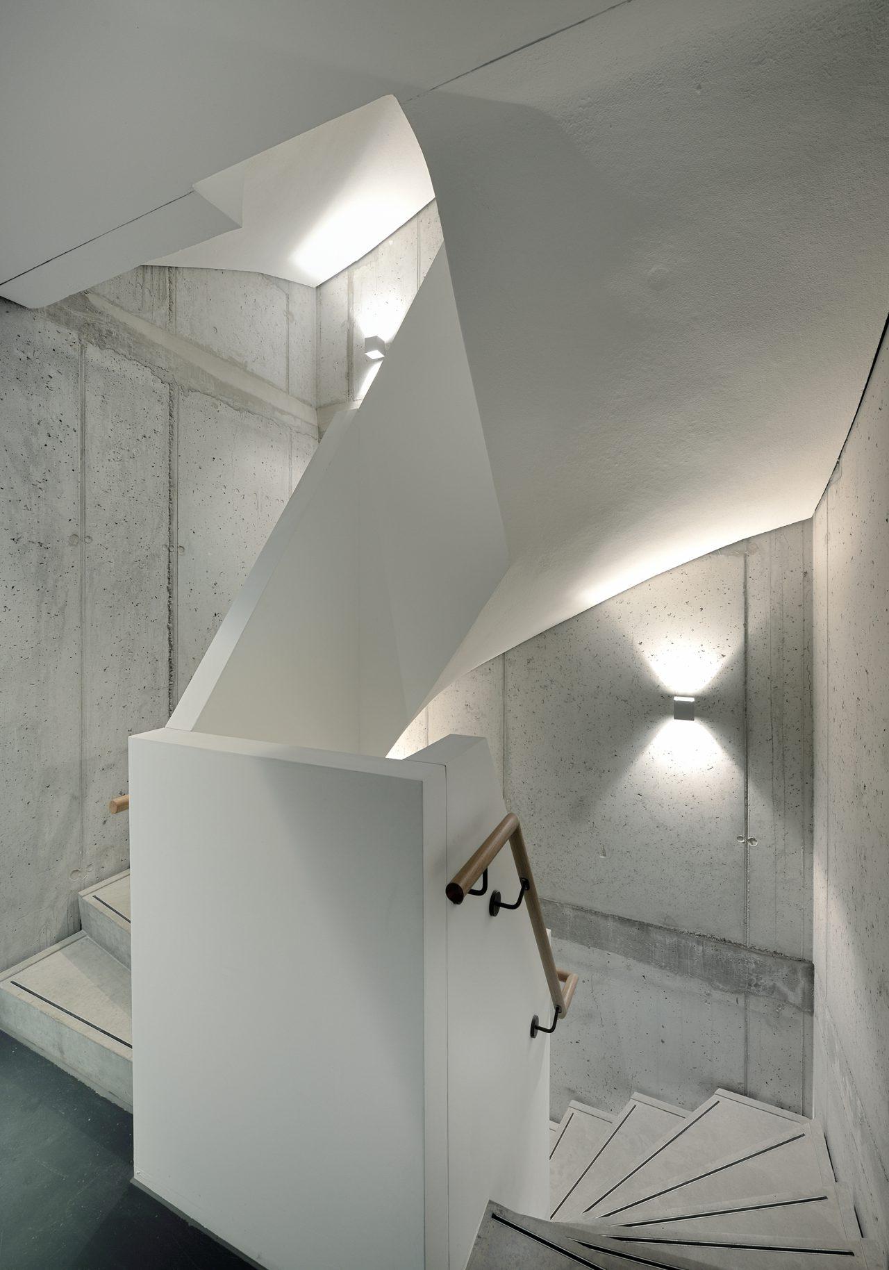Brunnne49 Treppenhaus