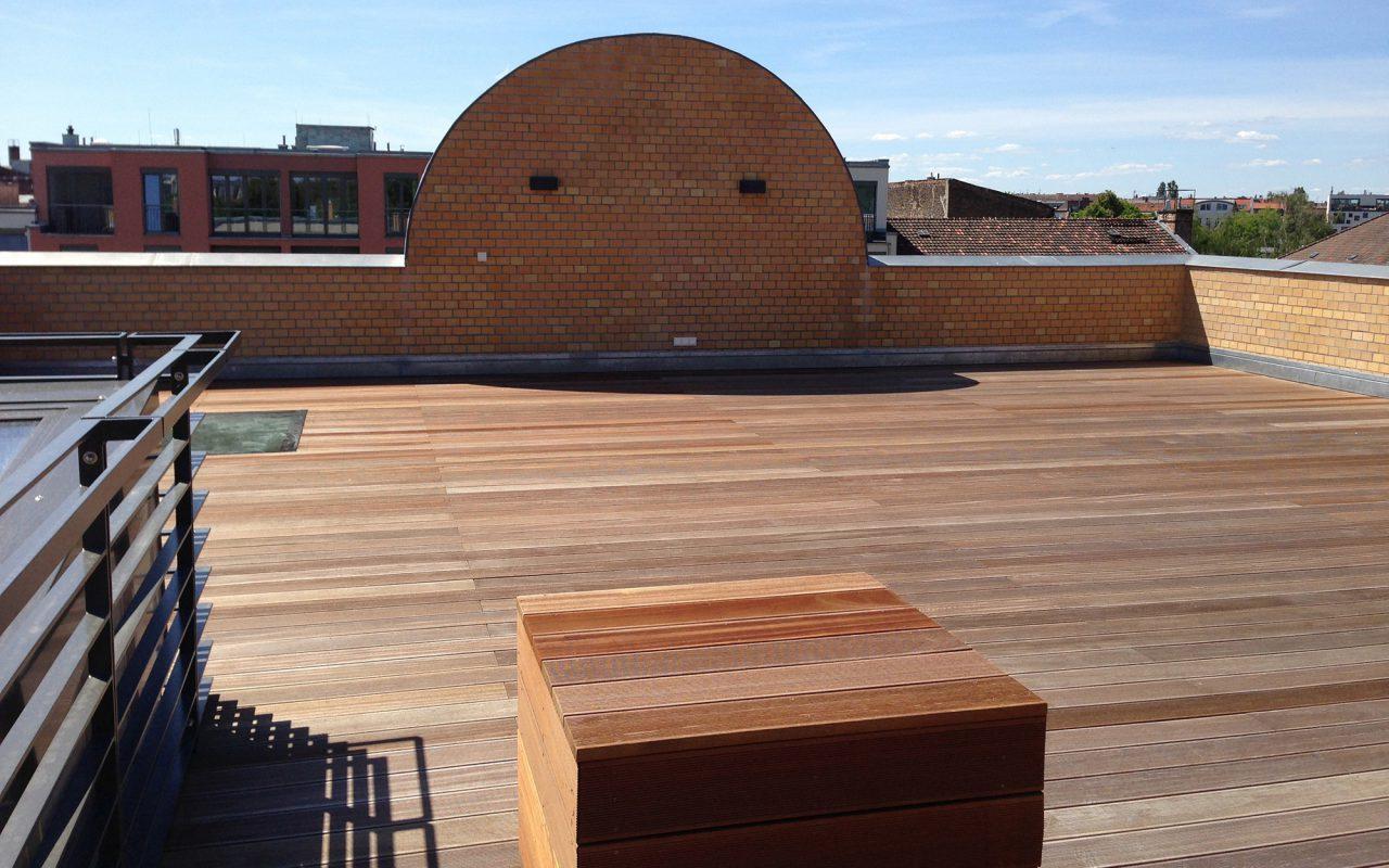 Schoenhauser Dach