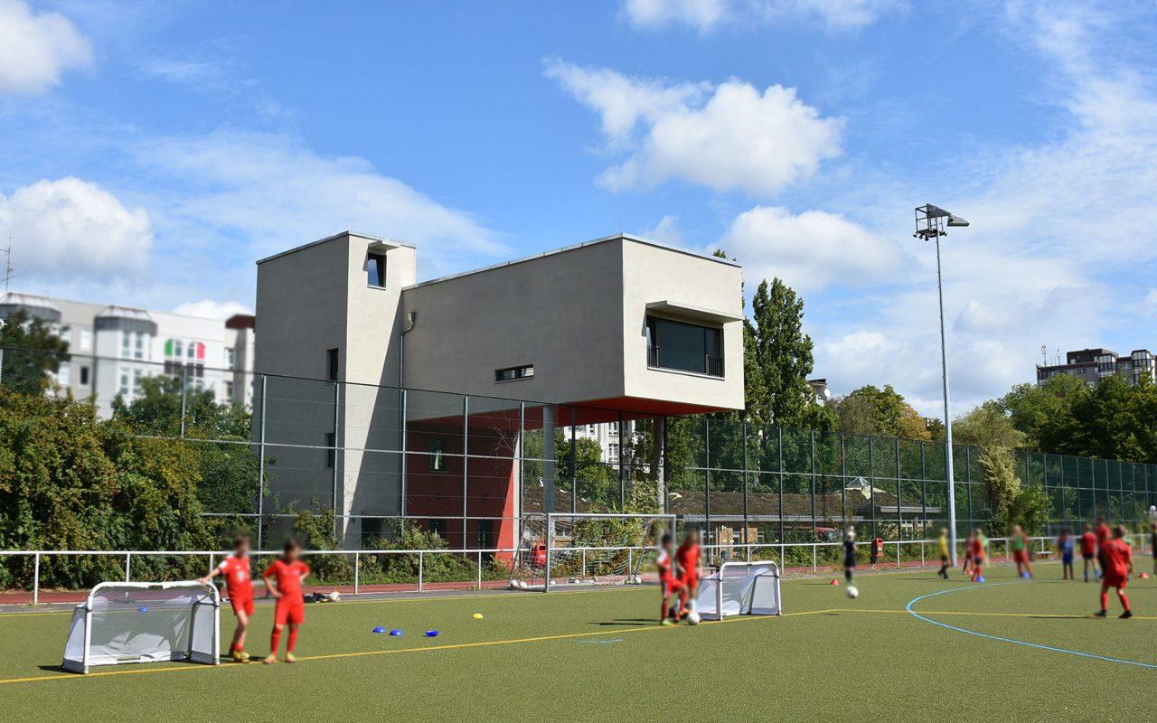Sport und Begegnung Sportplatz