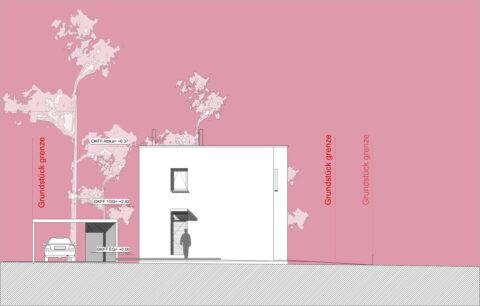 Haus für zwei Ärzte, Schildow 2010-2012